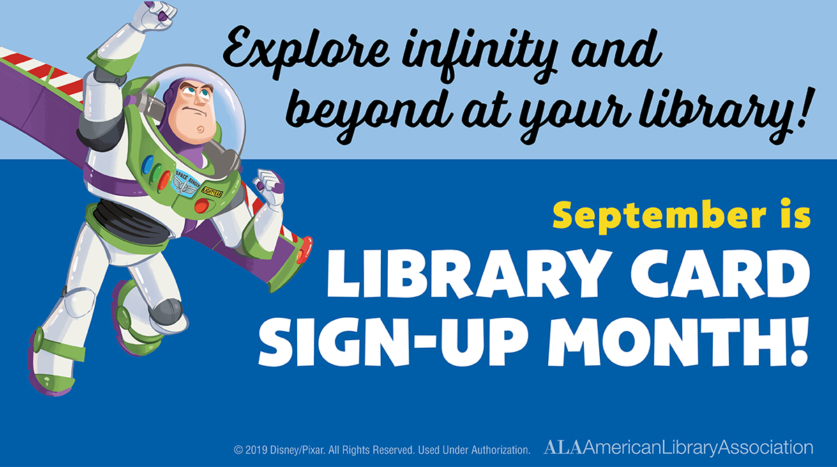 Delco Libraries Take Part in National Library Card Sign-Up Month | Delaware  County Library System